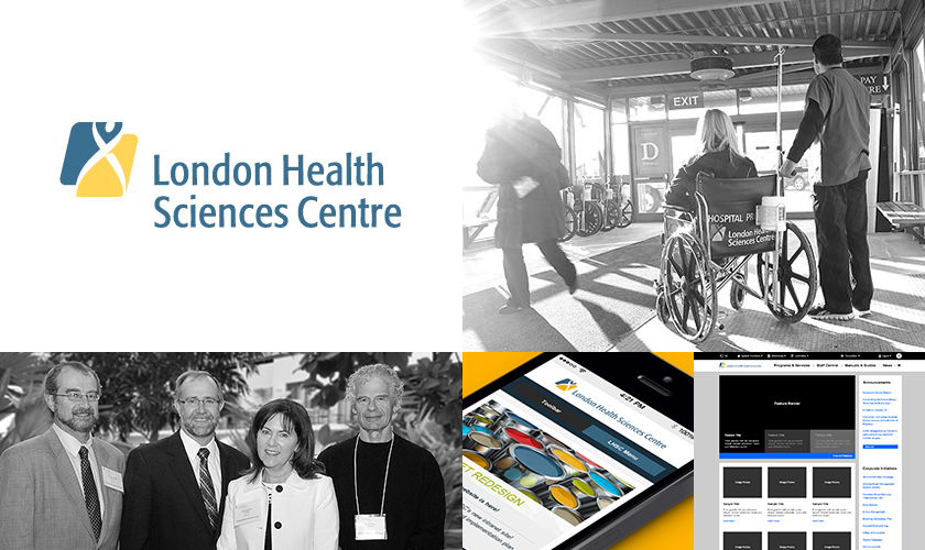 Images representing London Health Sciences Centre