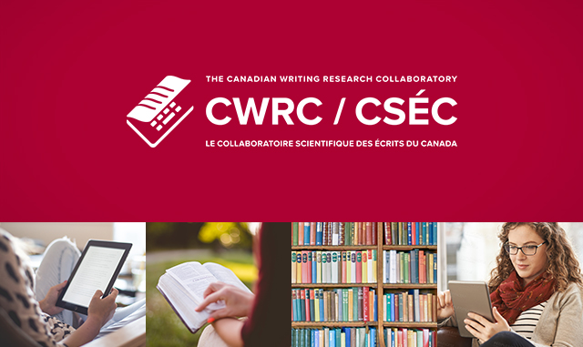 Canadian Writing Research Collaboratory