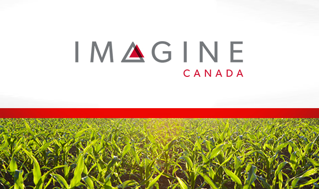 Imagine Canada website