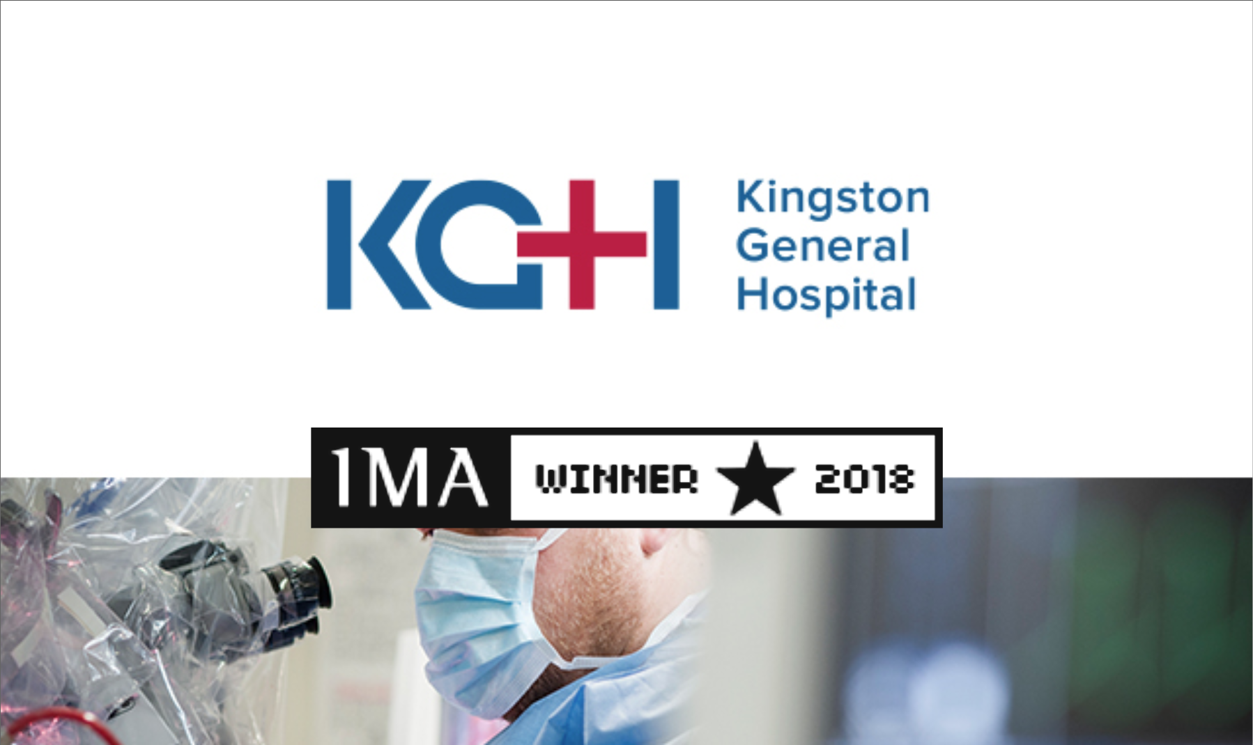 KGH IMA Award Case