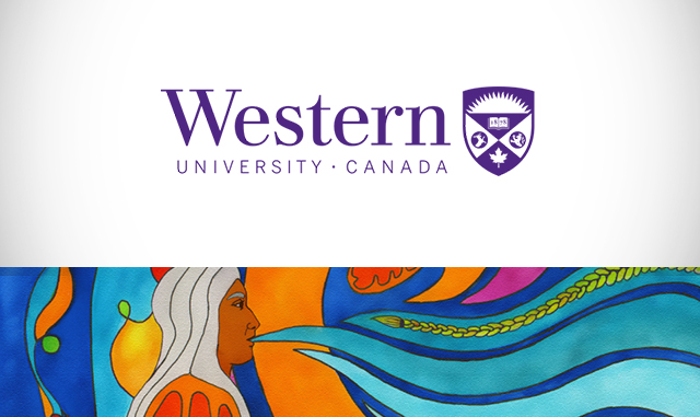 Western University and littautochtone header image