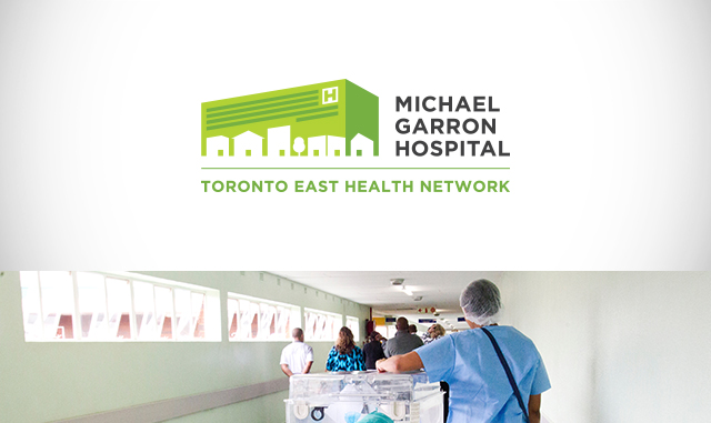 Michael Garron Hospital logo