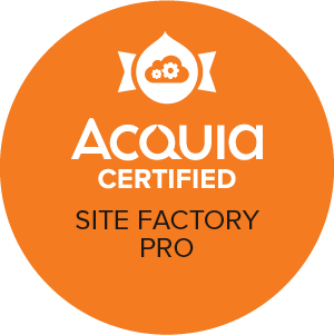 site factory pro badge